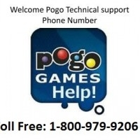 Dial 1-800-979-9206 For Customer Support To FIx Pogo Issues